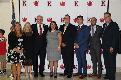 Event Photos / Distinguished Honorees - 2018