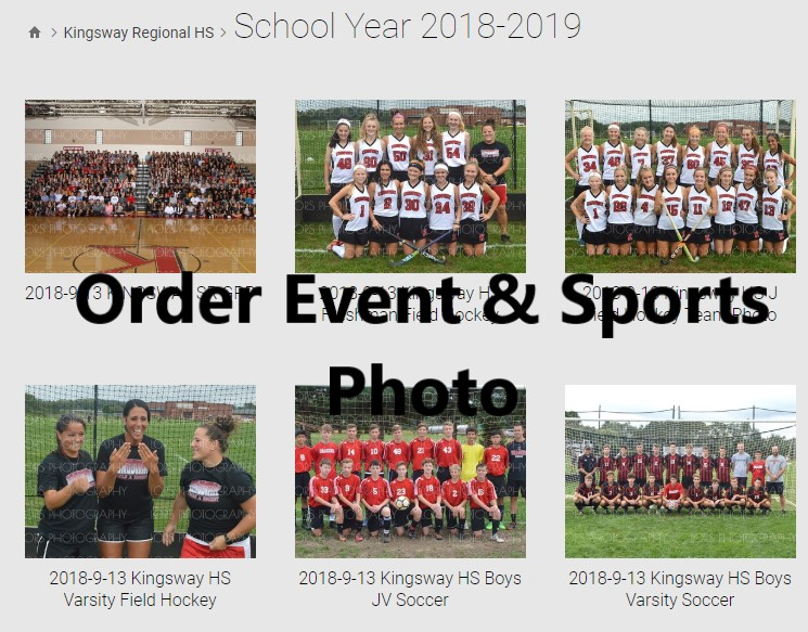 Order Sports and Event Photos