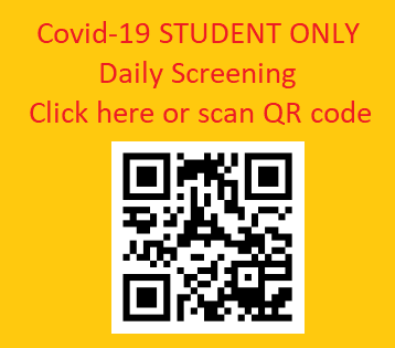 Covid-19 Student Daily Screening