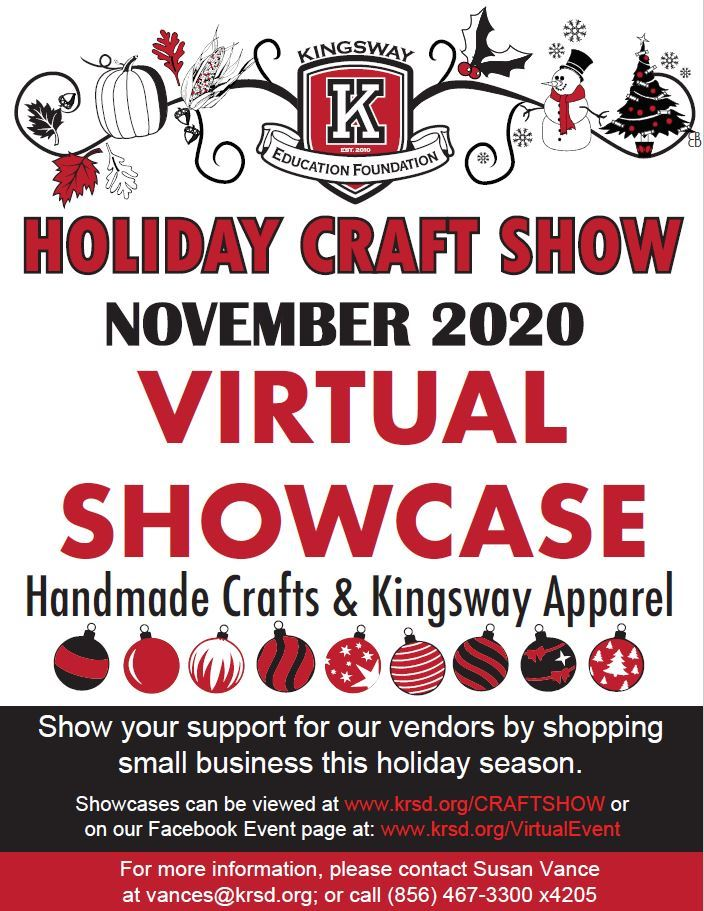 KEF Annual Holiday Craft Show - Virtual Showcase