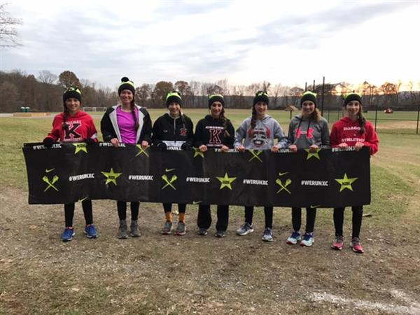 <font color=#BE1E2D><b>Cross Country girls set sight on Nationals </b></font>