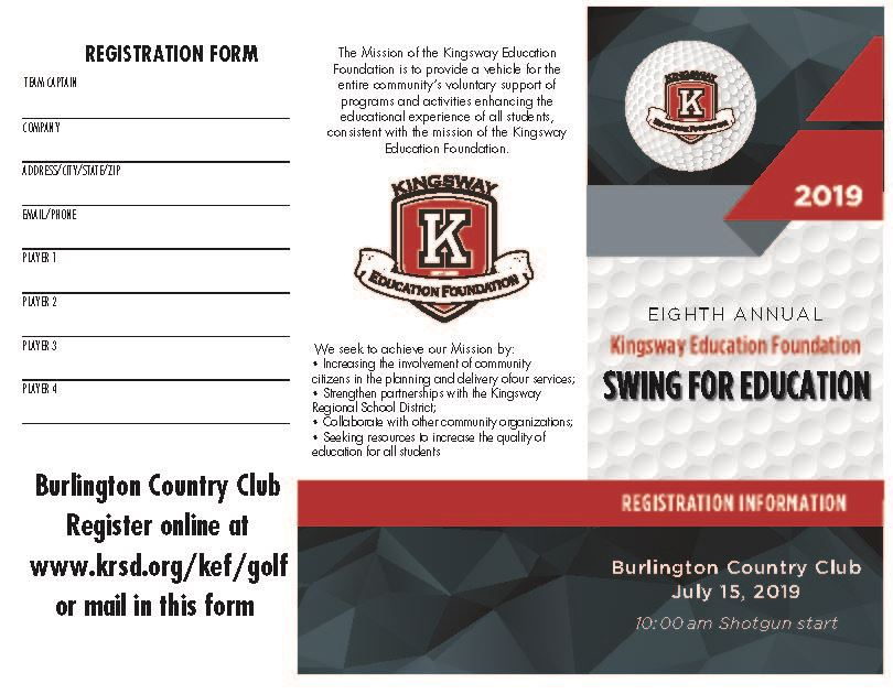 8th Annual KEF Swing for Education