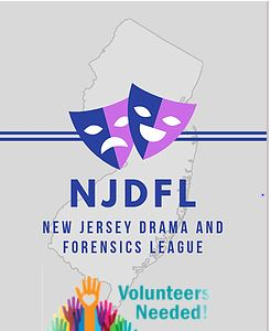 Volunteers Needed - NJ Dramatic & Forensic League Tournament at KRHS