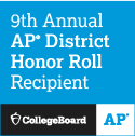 9th Annual AP Honor Roll Recipient