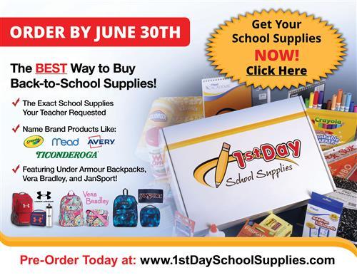 School Supply List / Home