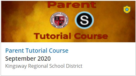 Parent Course