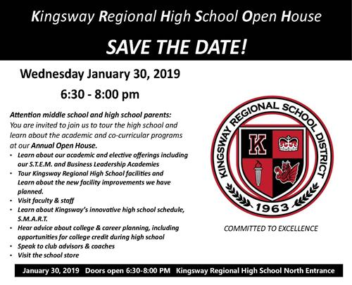 Open House Save the Date