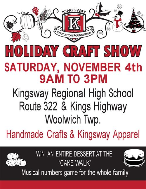 Kingsway High School Craft Show
