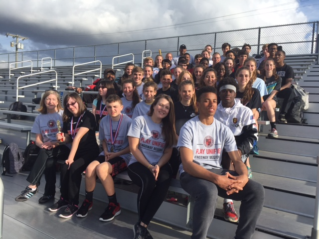 UNIFIED SPORTS Track & Field Meet on April 25, 2018
